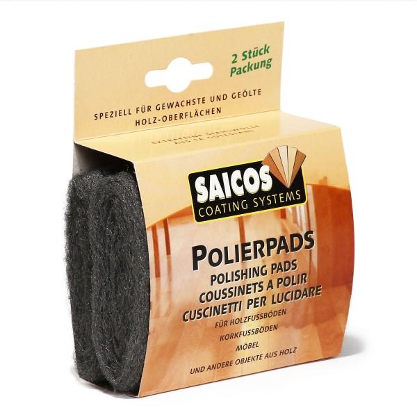 SAICOS Polierpads, 2 Stück / Packung