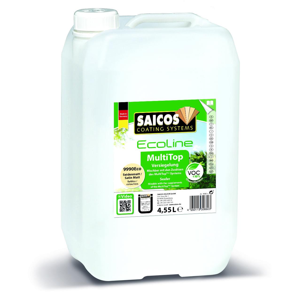 SAICOS Ecoline Multi-Top Lack