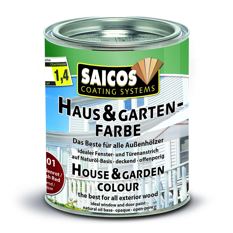 SAICOS Haus- & Gartenfarbe